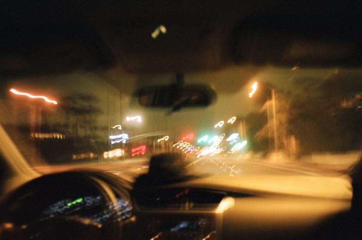 Drive back home