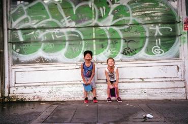 Jayden & Aria @Chinatown